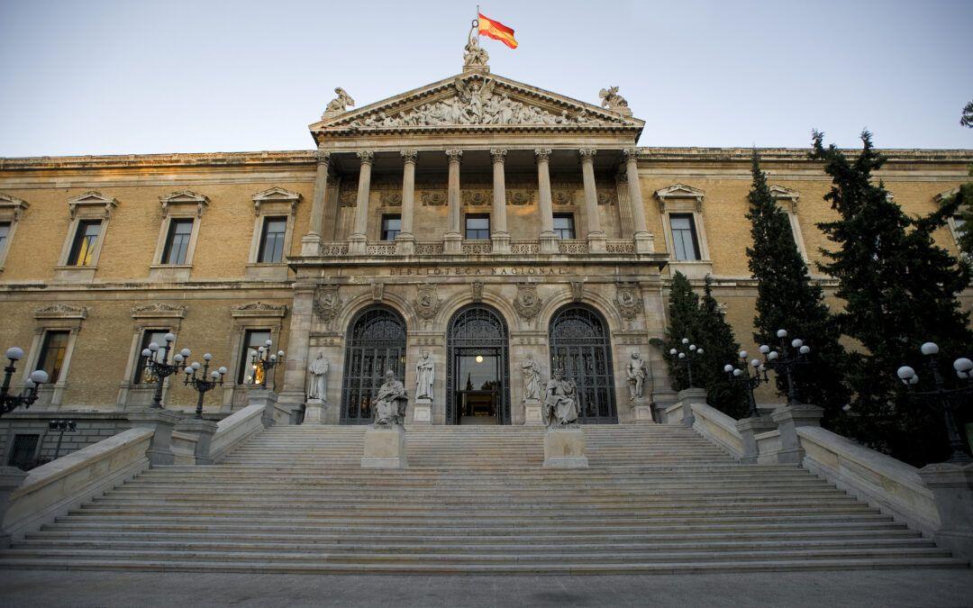 La Biblioteca Nacional Española,libera más de 30 millones de imágenes para todo uso