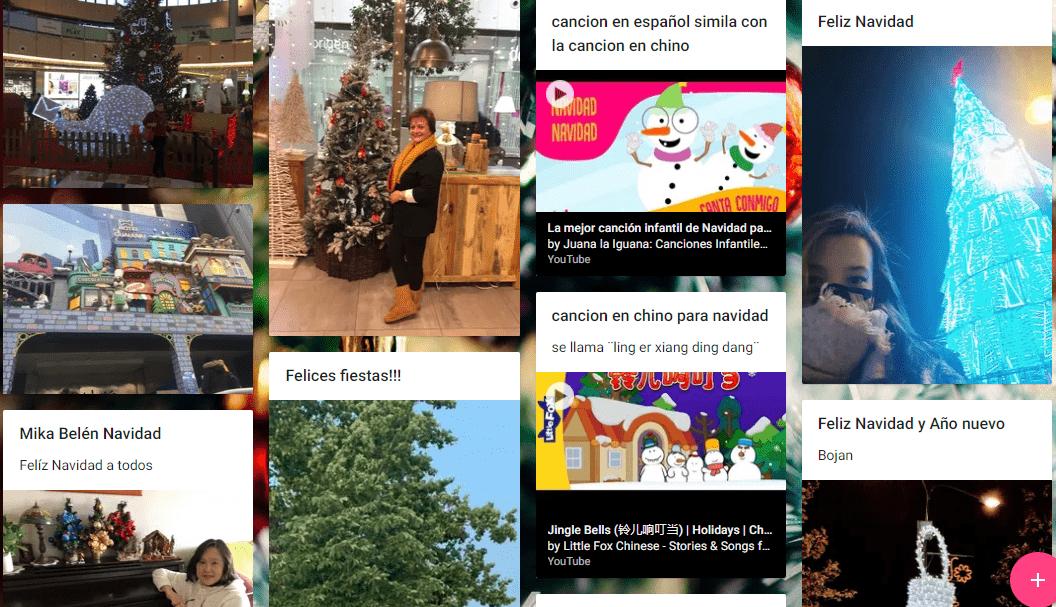 El Alumnado de Español organiza una Yincana  Navideña Virtual