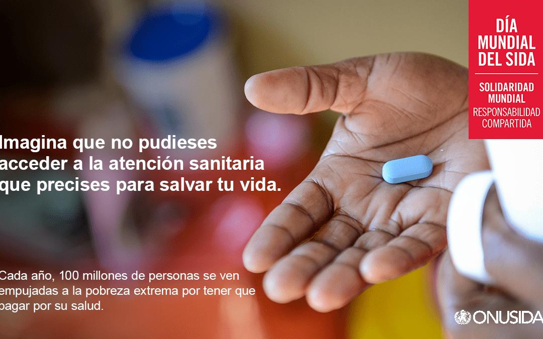 La Oficina Municipal Sur conmemora el Día Mundial contra el SIDA