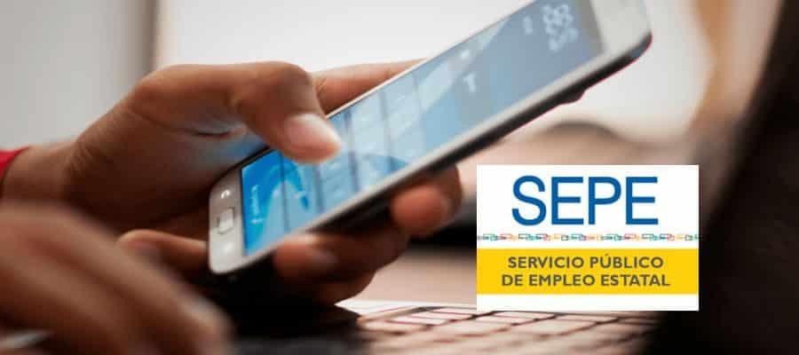 Cómo consultar el estado de la prestación por desempleo en el SEPE