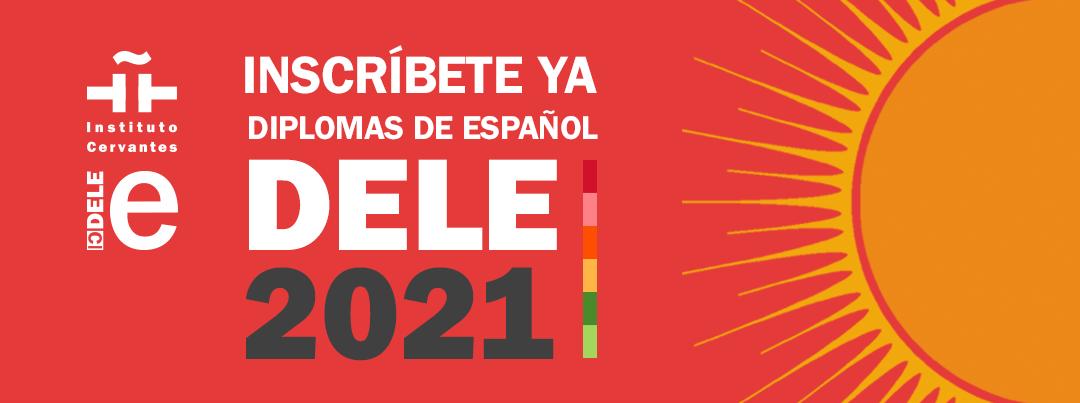 Calendario del Instituto Cervantes de las convocatorias DELE 2021