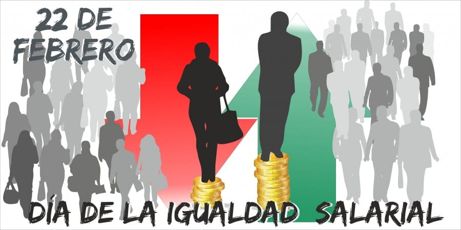 Día de la Igualdad Salarial entre Hombres y Mujeres