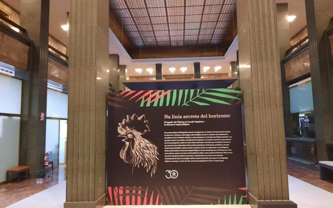 Inauguración de la exposición «Na linia secreto del horizonte»