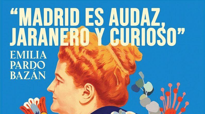 Emilia Pardo Bazán vuelve a las calles de Madrid por su centenario