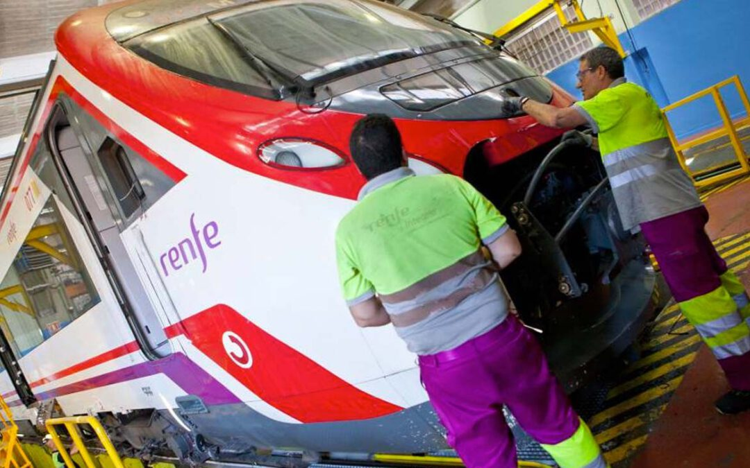 Renfe ofrece 1.152 contratos de trabajo fijo en España